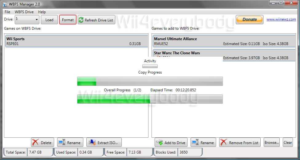 Wbfs Manager 4.0 64 Bits